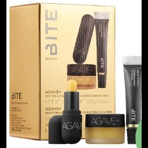 BITE BEAUTY. All Agave 3-Piece Lip Care Set